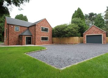 Thumbnail 4 bed detached house for sale in Pinewood Drive, Ashley Heath, Market Drayton
