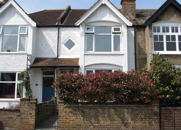 Thumbnail 4 bed terraced house for sale in Green Lane, West Molesey