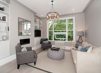 Thumbnail 3 bed flat for sale in Leysfield Road, London