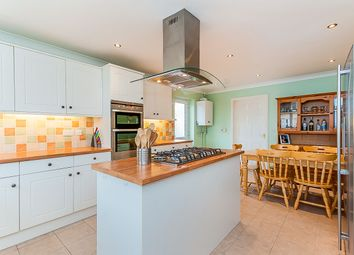 Thumbnail 4 bed detached house for sale in Church Gardens, Coates, Peterborough