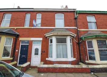 Thumbnail 2 bed terraced house for sale in Harris Street, Fleetwood