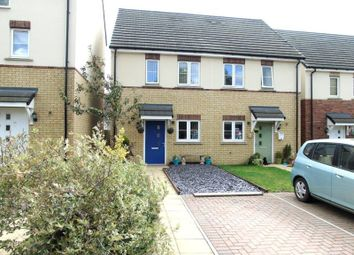 Thumbnail 2 bed semi-detached house for sale in Overstreet Green, Lydney
