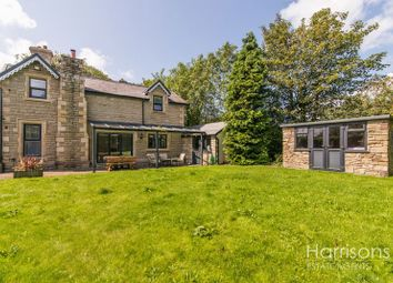 Thumbnail 4 bed detached house for sale in Filter Beds Cottage, Bolton Road, Horwich, Bolton, Lancashire.