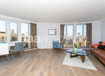 Thumbnail 1 bed flat to rent in Hermitage Waterside, Thomas More Street, London
