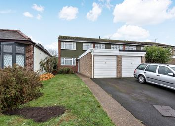 Thumbnail 3 bedroom end terrace house for sale in Grovenor Drive, Hornchurch
