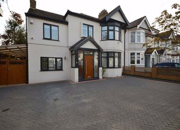 Cranbrook Rise, Ilford, Essex IG1. 4 bed end terrace house for sale