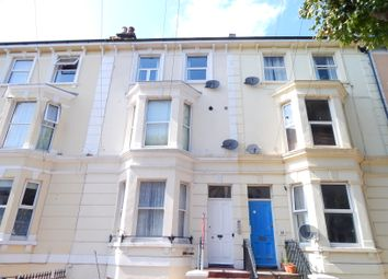 Thumbnail 1 bedroom flat to rent in Pevensey Road, Eastbourne