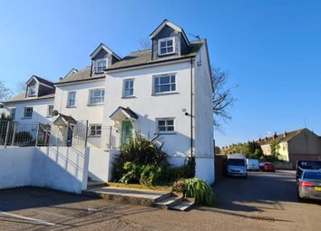Thumbnail 3 bed end terrace house for sale in Westwood Park, Caroline Row, Hayle, Cornwall