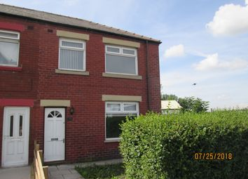 Thumbnail 3 bed end terrace house to rent in Woodhouse Lane, Wigan