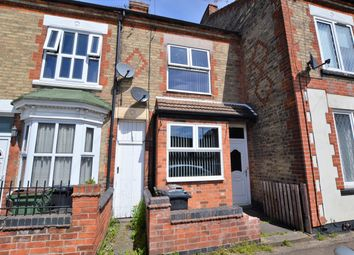 Thumbnail 3 bed terraced house for sale in Countesthorpe Road, Wigston