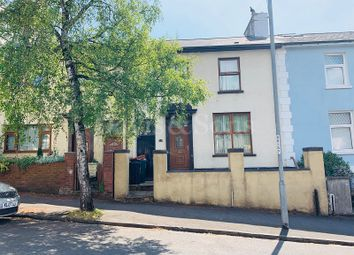 Thumbnail 3 bedroom terraced house for sale in Victoria Avenue, Newport, Gwent.
