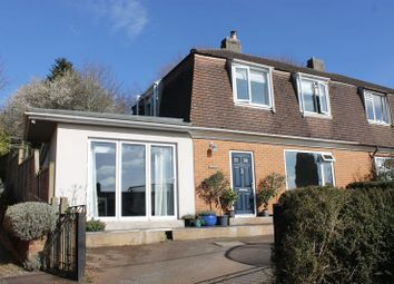 Thumbnail 4 bed semi-detached house for sale in Cherry Road, Long Ashton, Bristol