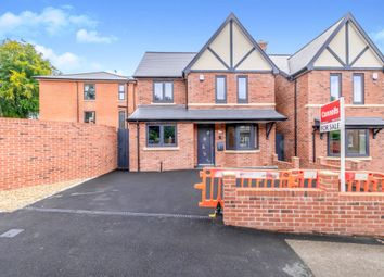 Thumbnail 4 bed detached house for sale in Highgate Road, Walsall