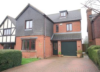 Thumbnail 5 bed detached house for sale in Badgers Gate, Dunstable, Beds.