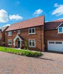 Thumbnail 5 bed detached house for sale in Chetwynd Mere, Off Chetwynd Road, Newport