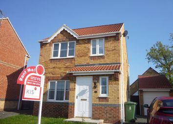 Thumbnail 3 bedroom detached house to rent in Hevingham Close, Havelock Park, Sunderland