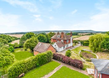 Thumbnail 4 bed detached house for sale in Berwick, Polegate