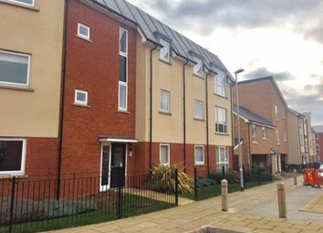 Thumbnail 2 bed flat for sale in Timken Way North, Northampton