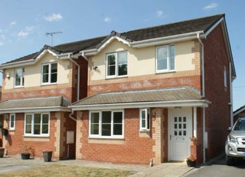 Thumbnail 3 bed detached house for sale in Stryd Tegeingl, Bagillt, Flintshire, 6As.