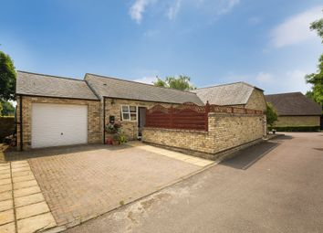 Thumbnail 3 bed detached bungalow for sale in Fullards Close, Woodhurst, Cambridgeshire