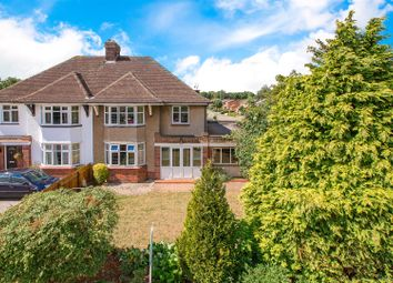 Thumbnail 4 bed semi-detached house for sale in Warkton Lane, Kettering