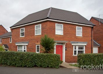 Thumbnail 5 bed detached house to rent in Snowgoose Way, Newcastle-Under-Lyme