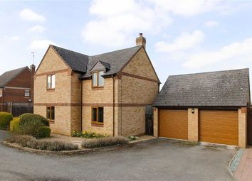 Thumbnail 4 bedroom detached house for sale in Chipperfield Close, New Bradwell, New Bradwell, Bucks