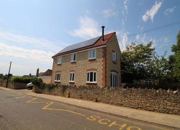 Thumbnail 3 bed detached house for sale in The Street, Hullavington, Chippenham