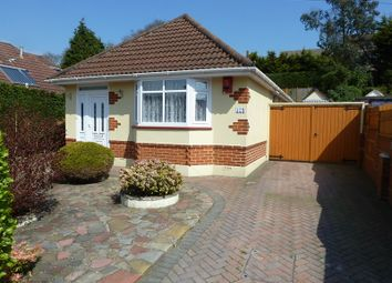 Thumbnail 2 bed detached bungalow for sale in Howeth Road, Ensbury Park, Bournemouth