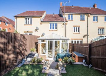 Thumbnail 2 bed terraced house for sale in Bishops Drive, Copplestone, Crediton
