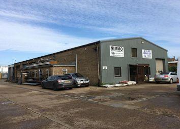 Thumbnail Light industrial for sale in Unit 8, Boleness Road, Wisbech