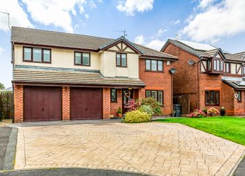 Thumbnail 5 bed detached house for sale in Willow Park, Oswaldtwistle, Accrington