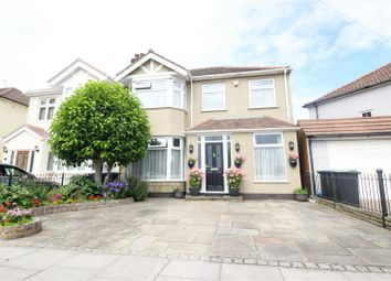 Thumbnail 4 bed semi-detached house for sale in Aldersbrook Avenue, Enfield