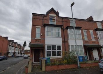 Thumbnail 5 bed end terrace house for sale in Clarendon Road, Whalley Range, Manchester, Greater Manchester