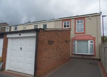 Thumbnail 3 bed detached house to rent in Hereford Close, Frankley, Birmingham