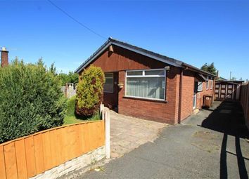 Thumbnail 2 bed detached bungalow for sale in St Davids Close, Flint, Flintshire