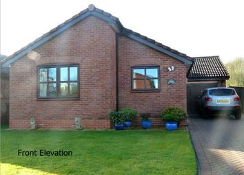 Thumbnail 3 bed detached bungalow for sale in Holly Grange, Weston Rhyn, Oswestry, Shropshire
