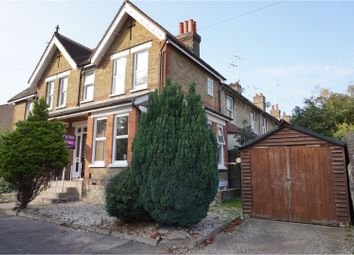 Thumbnail 2 bed terraced house for sale in Reginald Road, Maidstone