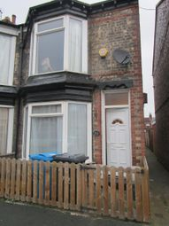 Thumbnail 2 bed terraced house to rent in 72 Edgecumbe Street, Hull, East Riding Of Yorkshire