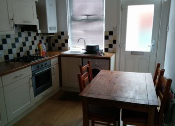 Thumbnail 2 bed terraced house to rent in Pinner Road, Hunter's Bar, Sheffield