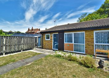 Thumbnail 1 bed semi-detached bungalow for sale in Linington Road, Birchington, Kent