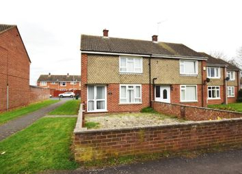 Thumbnail 1 bed semi-detached house to rent in Ruskin Walk, Bicester