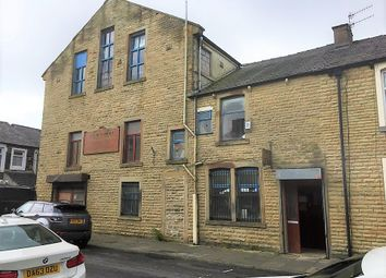 Thumbnail Block of flats for sale in Cobden Street, Burnley