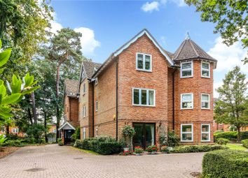 Thumbnail 2 bedroom flat for sale in Lefroy Park, Branksomewood Road, Fleet, Hampshire