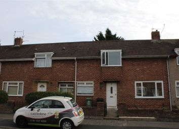 Thumbnail 2 bed terraced house for sale in Elgin Road, Hartlepool