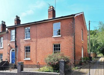 Thumbnail 3 bedroom end terrace house for sale in Lee Crescent, Edgbaston, Birmingham