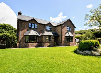 Thumbnail 4 bed detached house for sale in Heol Waunyclun, Trimsaran, Kidwelly