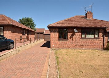 Thumbnail 2 bed semi-detached bungalow for sale in Robin Chase, Pudsey, West Yorkshire