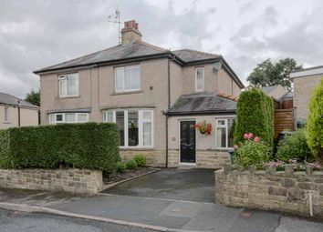 Thumbnail 4 bed semi-detached house for sale in Princes Crescent, Skipton