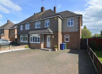 Thumbnail 4 bed semi-detached house for sale in Gloucester Avenue, East Tilbury, Essex
